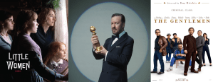 2 Movies and The Globes
