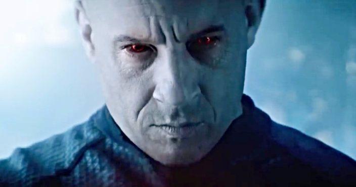 Red eye Vin Diesel