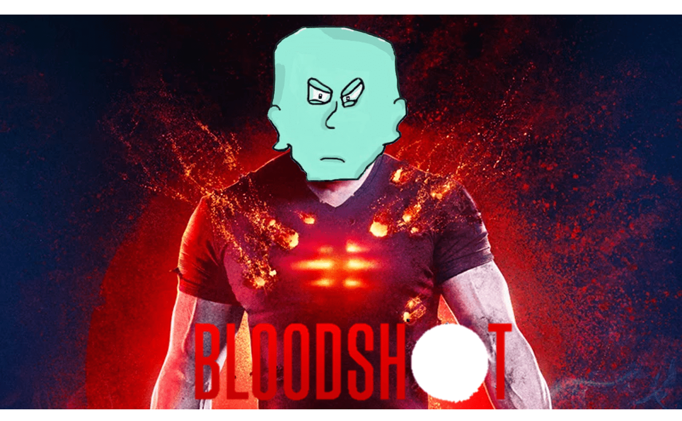 Bloodshot is forgettable.