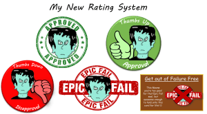 My New Rating System