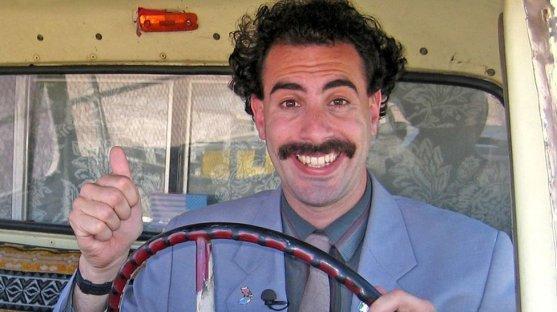 I'm a Borat