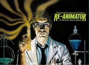 Re-Animator is the greatest horror movie ever made!