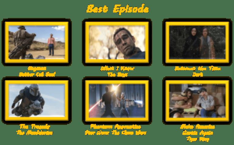 Best Episode
