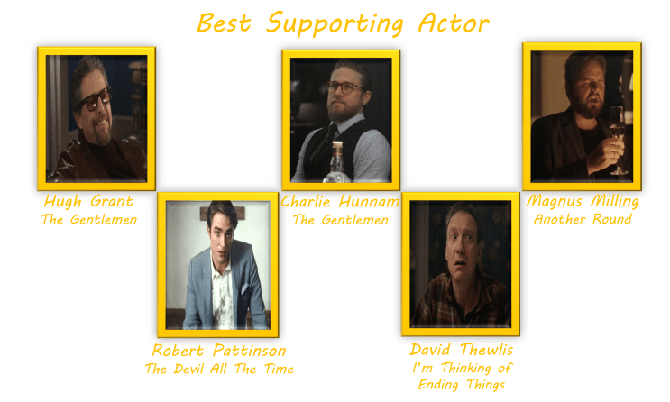 Movie Supporting Actor