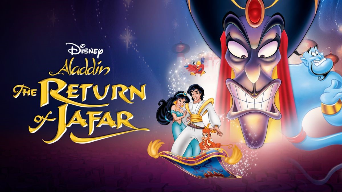 The Disneyathon: The Direct to Blog Sequel – Part 1: Aladdin: The Return of Jafar