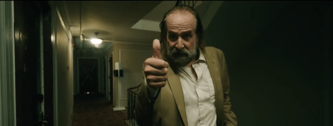 Peter Stormare is on Camera