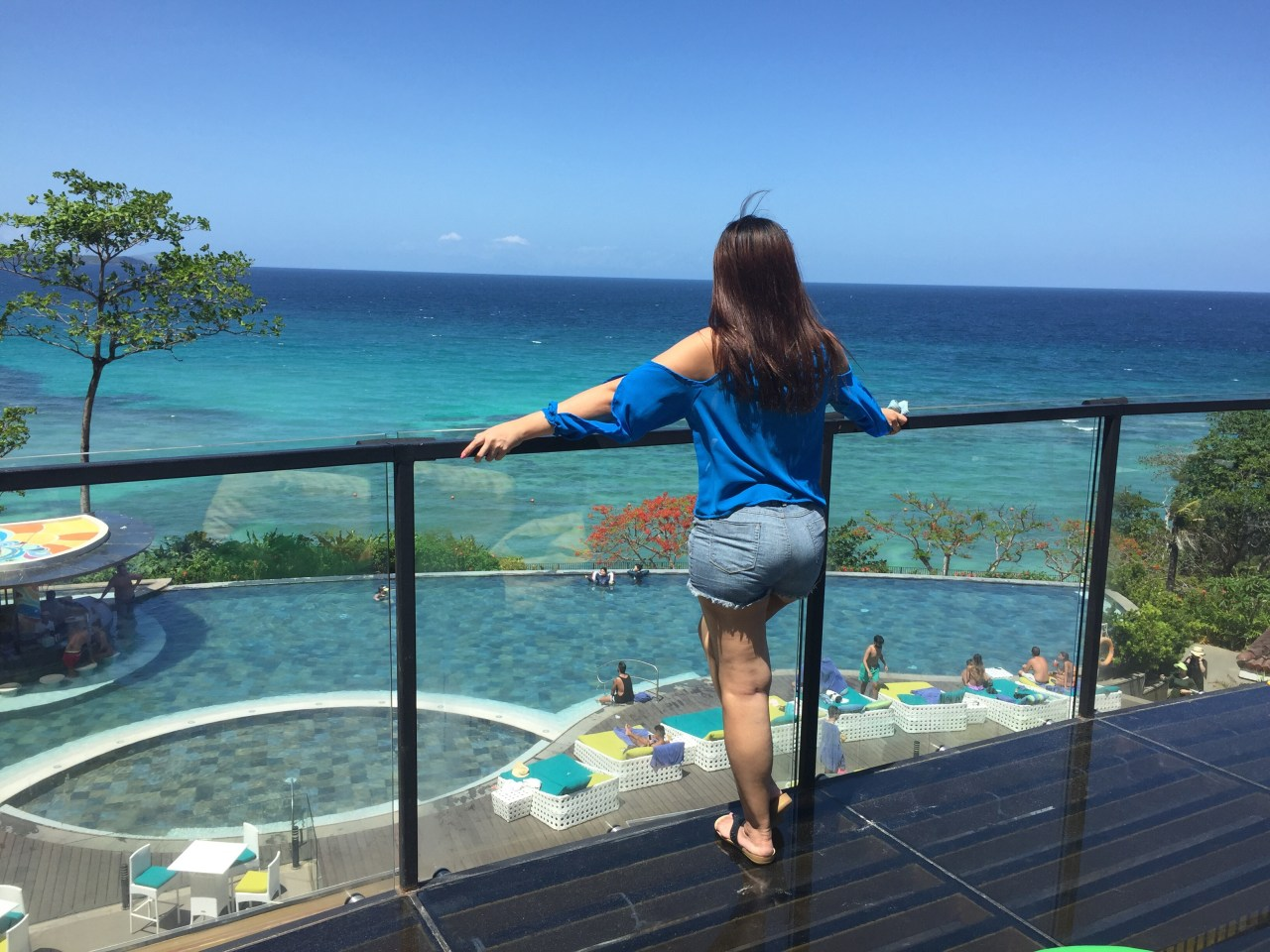 at the Ventana , Fairways & Bluewater Boracay