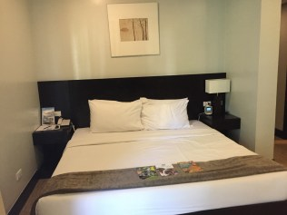 Bed fairways
