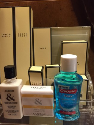 Toiletries Shangri-La