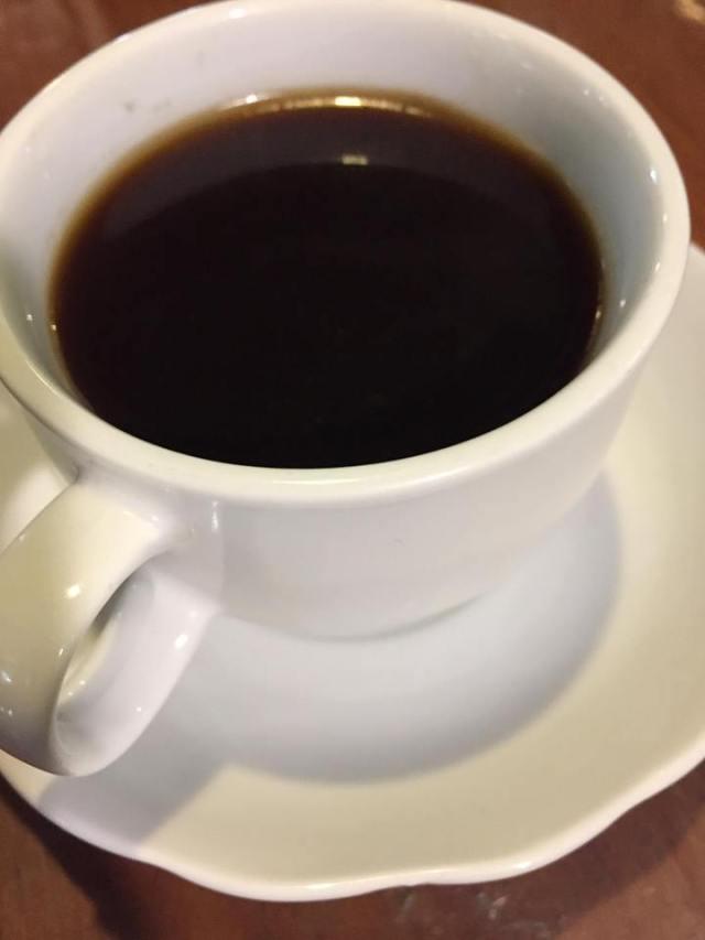 unli coffee at Park Rest & Dine Restaurant