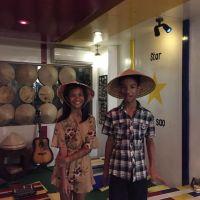 Vietnamese Food Experience at Ban Be Ca Phe' (Ca Phe Saigon)