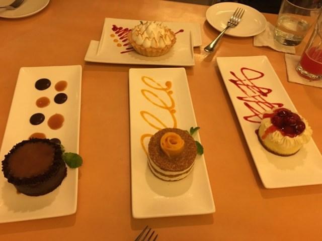 sweets at Lemoni Cafe Boracay