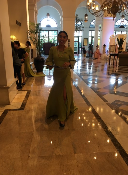 Bella of The Manila Hotel