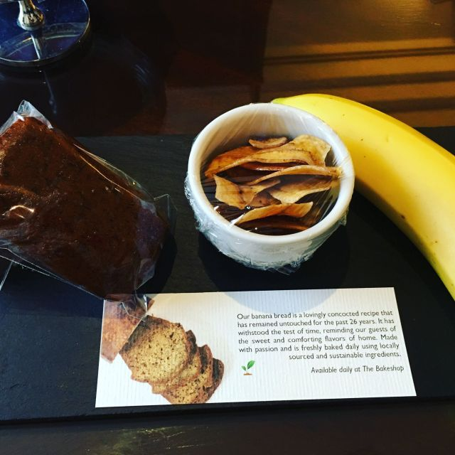 Delicious treats provided by Edsa Shangri-la