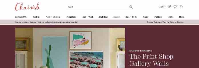 chairish Online Sites For Selling And Buying