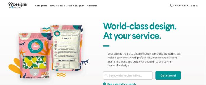 99 designs best freelancing websites