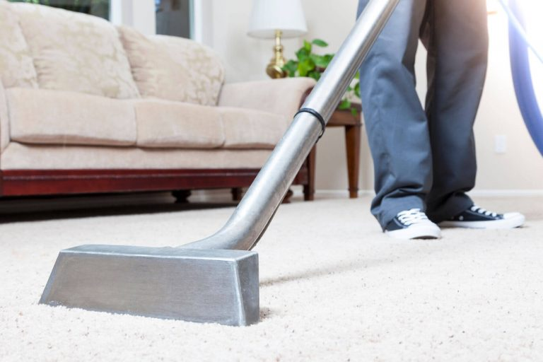 Carpet Cleaning Canary Wharf