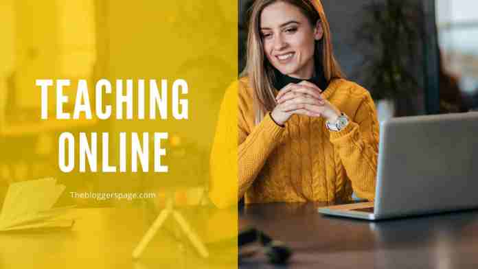 Teaching online part time jobs for college students