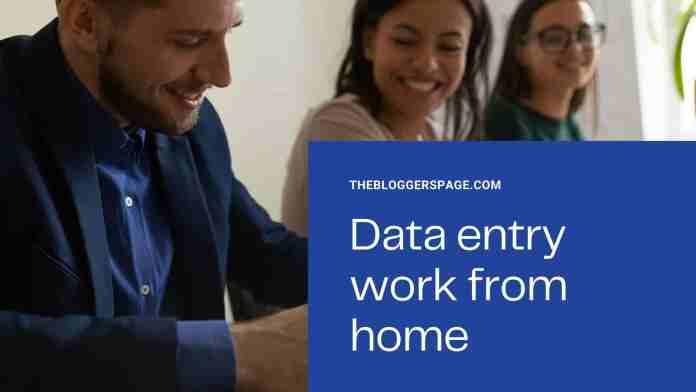 data entry online jobs for college students