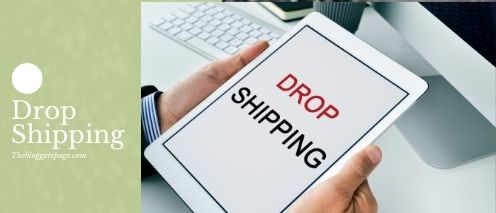 drop shipping ways to make money from home