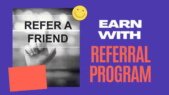 earn with referral program online jobs for college students
