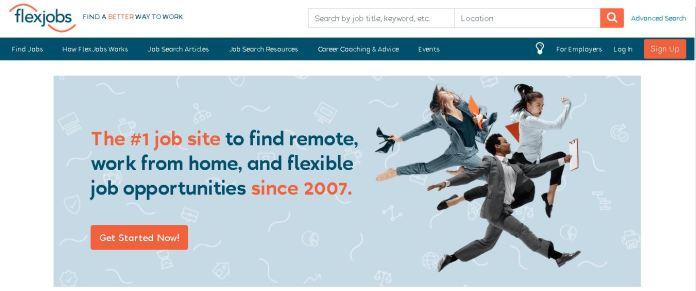 flexjobs online data entry jobs free registration