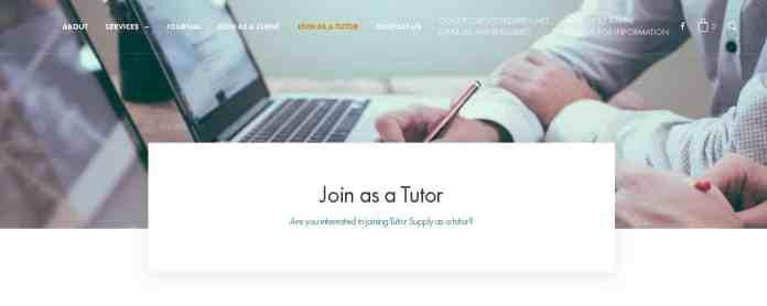 tutor supply online tutoring jobs