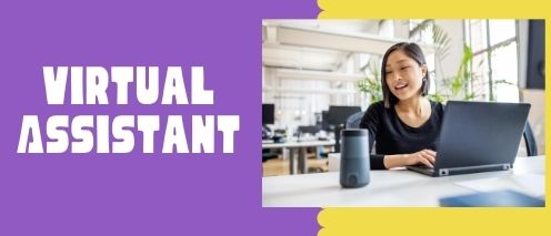 virtual assistant Online part time jobs from home