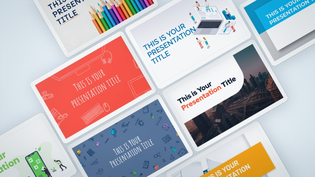 10 Awesome PowerPoint Backgrounds 2021