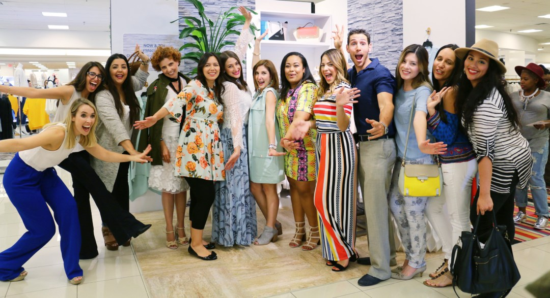 Group-South-florida-Bloggers-For-Macys