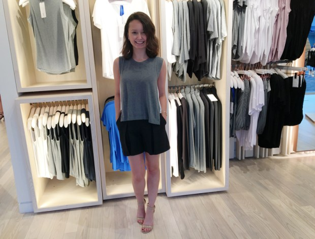 South Florida Blogger & Kit and Ace Styling Event