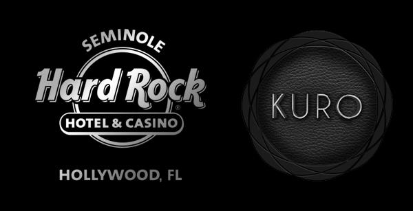 kuro hardrock logo