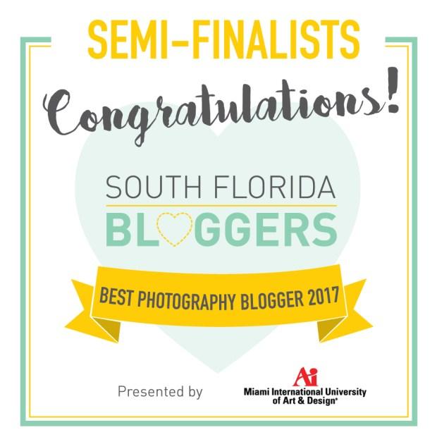 South Florida Bloggers Awards 2017 Semi-finalists