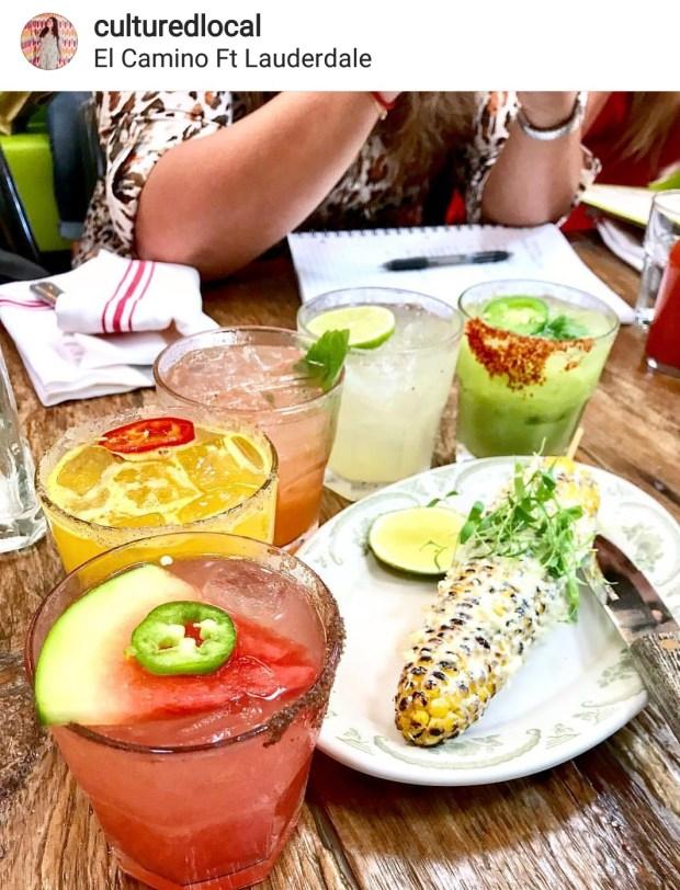 CulturedLocal.com at El Camino Restaurant