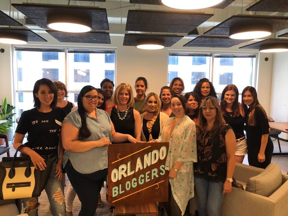 Orlando Bloggers June 2018 Meetup