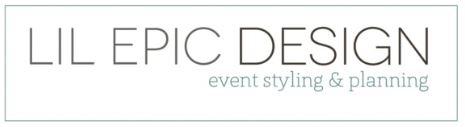 lil epic design logo