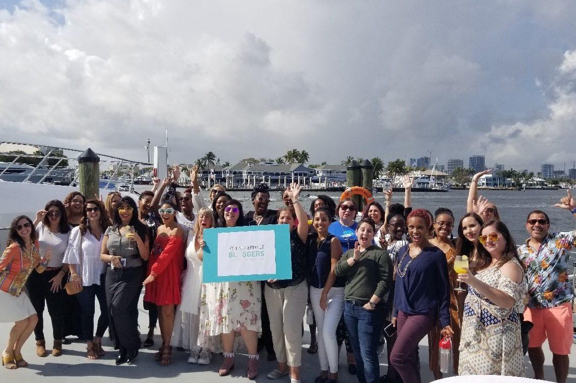Pier Sixty-Six Hotel & Marina hosts Ft Lauderdale Bloggers