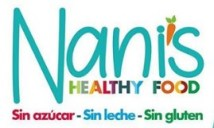Nani's Healthy Food Logo