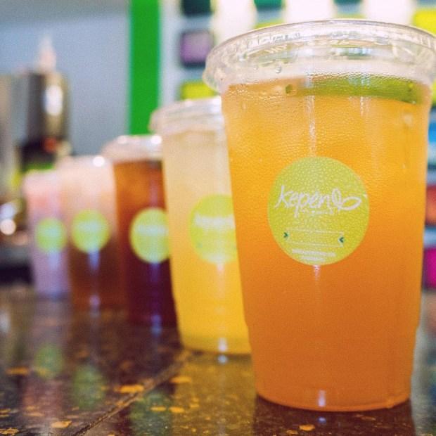Kepen Tea Sponsors South Florida Mom Bloggers