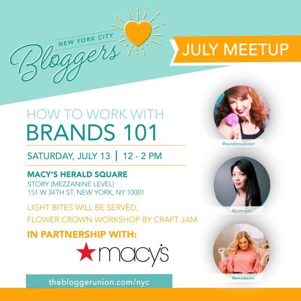 NYC Bloggers