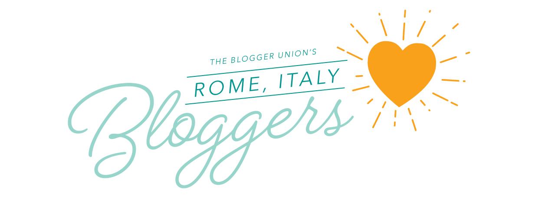 Rome Italy Bloggers Network Logo