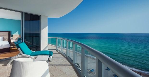 Marenas Beach Resort in Sunny Isles Beach in Miami