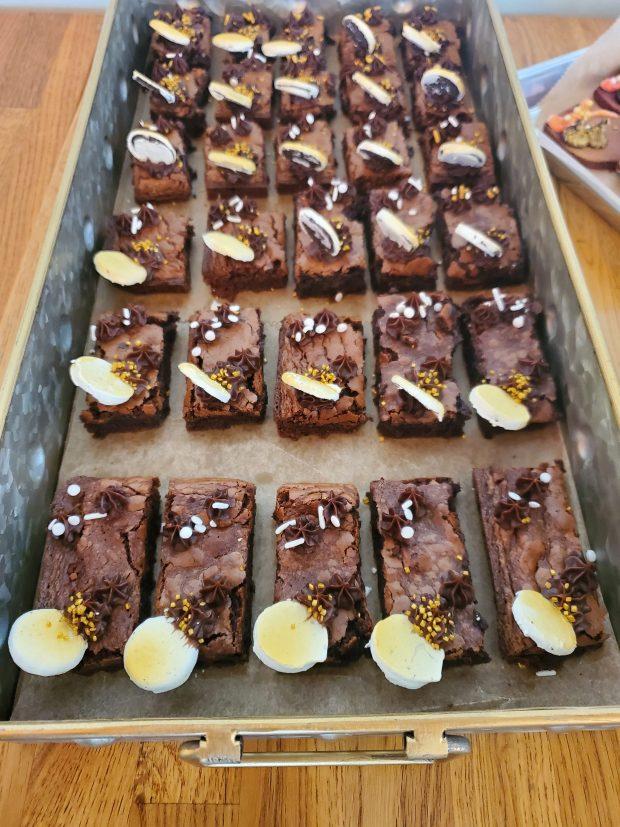 Pure Joy Restaurant Doral Brownies