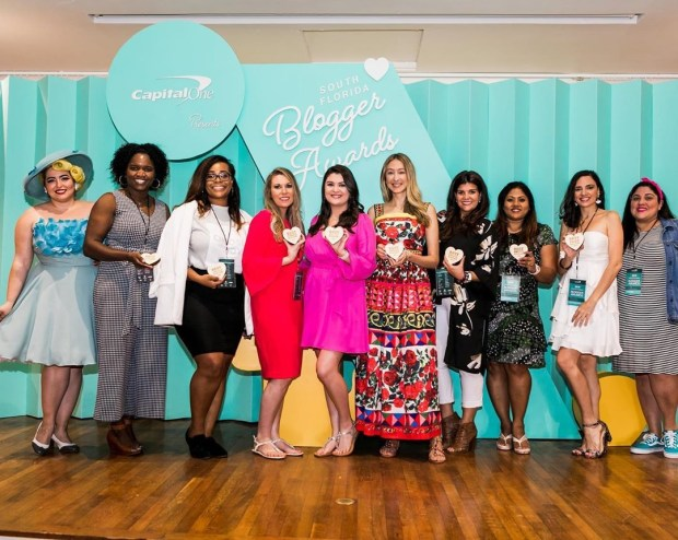 Winners of the 2019 South Florida Blogger Awards