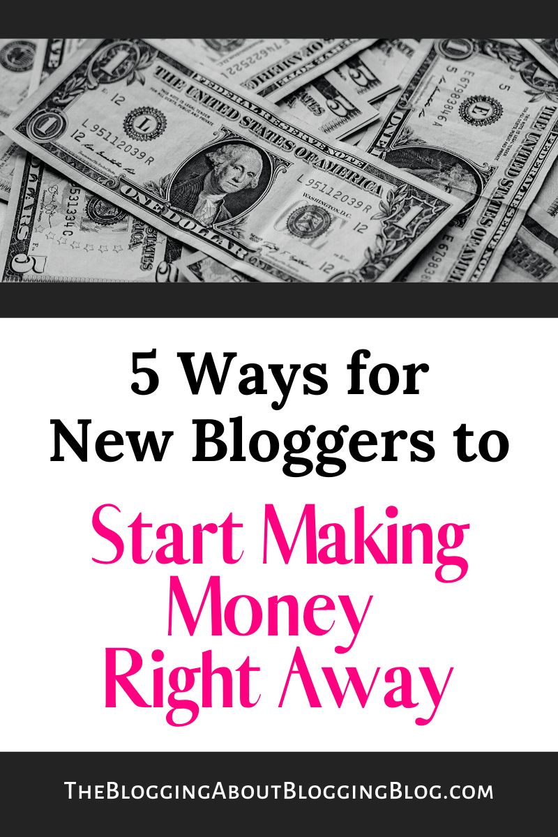Increase your blogging income sooner rather than later with these side hustles and supplemental income strategies.