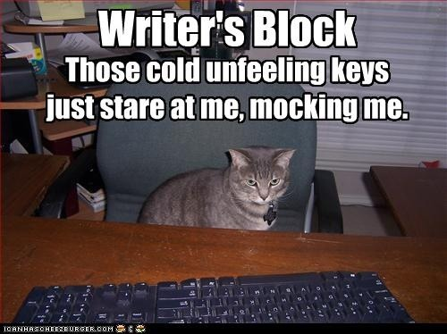 cat-writers-block