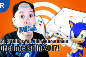 DREAMCAST – TOP 5 Things You Didn't Know About Dreamcast In 2017!