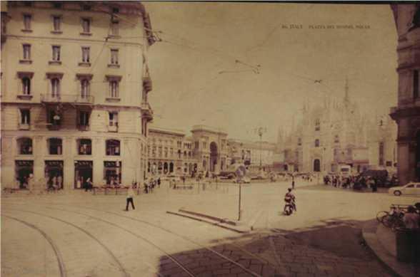 Piazza del Duomo, Milan© Cally Whitham