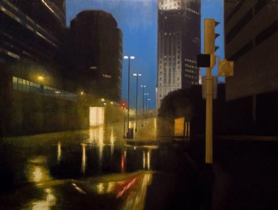 Rainy Nights © David J Cunningham