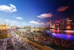 Shanghai China © Stephen Wilkes